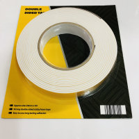 MARKUP 5M H/DUTY DOUBLE SIDED FOAM TAPE