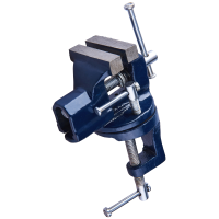 AMTECH 50MM BABY VICE WITH SWIVEL BASE