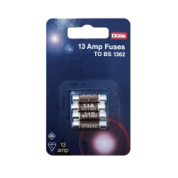 LYVIA 13A FUSES BS1362 4PK