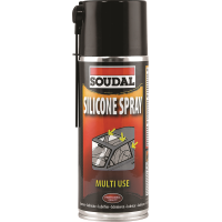 SOUDAL MULTI USE SILICONE SPRAY 400ML