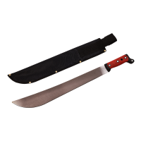 "AMTECH 18"" MACHETE WITH SOFT GRIP"