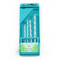HELLER PRO 4PC MASONRY HM DRILL BIT SET