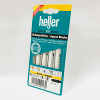 HELLER 5 WOOD (HCS) JIGSAW BLADES 3-30MM (T101B)