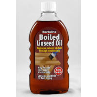 BARTOLINE 500ML BOILED LINSEED OIL