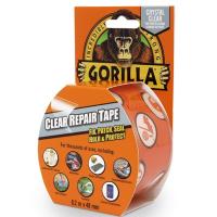 GORILLA 8.2M CLEAR REPAIR TAPE