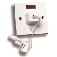 45AMP DP CEILING SWITCH W/NEON(LG954N)
