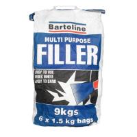 BARTOLINE 9KG M/PURPOSE FILLER BAG
