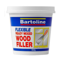BARTOLINE 500G WHITE WOOD FILLER