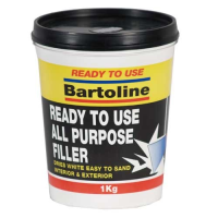 BARTOLINE 1KG READY MIX M/PURPOSE FILLER