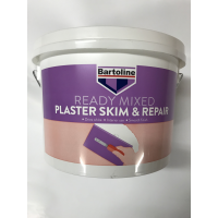 BARTOLINE 2.5KG READY MIX PLASTER SKIM & REPAIR