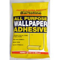 BARTOLINE 10 ROLL WALLPAPER ADHESIVE