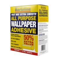 BARTOLINE 30 ROLL WALLPAPER ADHESIVE