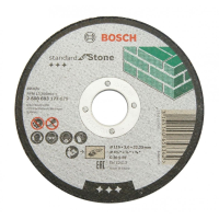 BOSCH STD 115 X 3 X 22.23mm STONE CUTTING DISC