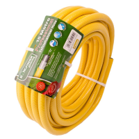 KINGFISHER PRO GOLD 15M YELLOW REINFORCED GARDEN HOSE