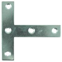 TIMCO 76 X 76 X 16MM TEE PLATE (25PCS)