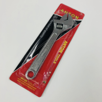 "MARKUP 8"" ADJUSTABLE WRENCH"