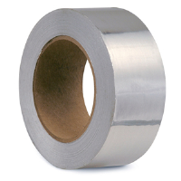 BOND IT 50MM X 45M ALUMINIUM FOIL TAPE
