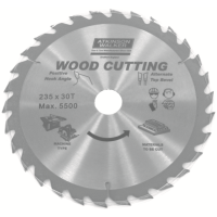ATKINSON WALKER CTC SAW BLADE 200MM DIA X 20 TEETH