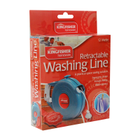 KINGFISHER 12M RETRACTABLE CLOTHES LINE
