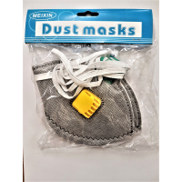RECKTO 2PC FFP2 VALVE DUST MASK
