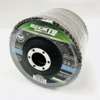 RECKTO 120 GRIT 115MM FLAP DISC (PACK OF 10)