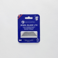 JEWEL BLADE 10PC UTILITY KNIFE BLADES (UK)