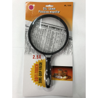MARKUP 130MM DIA. PLEXIGLASS MAGNIFIER(ML1330)
