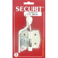 SECURIT AUTO GATE LATCH ZINC