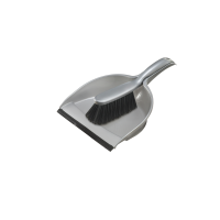 HARRIS DUSTPAN SET-SILVER