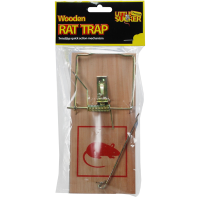 KINGFISHER TRADITIONAL WOODEN RAT TRAP