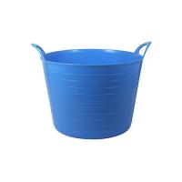 RECKTO H/DUTY 15L FLEXIBLE TUB (YELLOW)