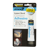 EVERBUILD INSTANT BOND CONTACT ADHESIVE 30ML
