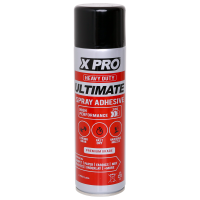 XPRO ULTIMATE HEAVY DUTY SPRAY ADHESIVE 500ML