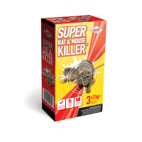 DOFF 3X 25G SUPER RAT & MOUSE KILLER