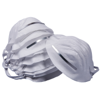 AMTECH 10PC DUST MASKS
