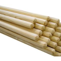 "MARKUP 15/16"" WOODEN STICK HANDLE (25 PACK)"