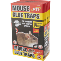 MARKSMAN 2PC MOUSE GLUE TRAP