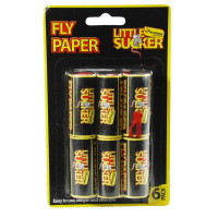 KINGFISHER 6 PACK FLY PAPER STRIPS