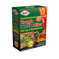 DOFF IVY AND BRUSHWOOD WEED KILLER 2PK