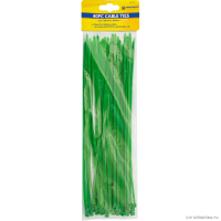 MARKSMAN 40PC CABLE TIE (GREEN)