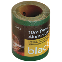 BLACKSPUR 10M ALUMINIUM OXIDE FINISHING PAPER GRADE 120