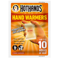 HOT HANDS 2 PACK HAND WARMERS