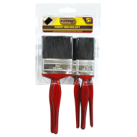 KINGFISHER 5 PIECE PAINT BRUSH SET