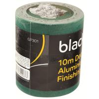 BLACKSPUR 10M ALUMINIUM OXIDE FINISHING PAPER GRADE 80
